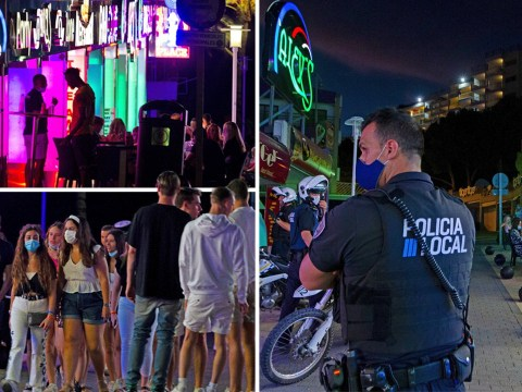Magaluf closes bars and clubs for summer after Brits party to excess