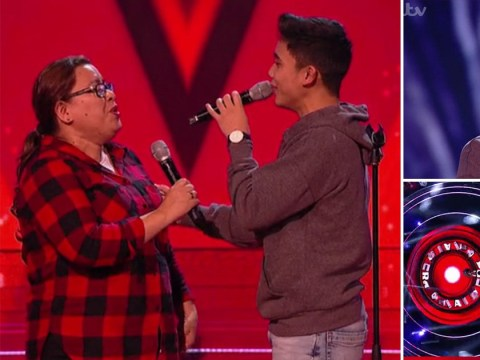The Voice Kids fans left in tears after 14-year-old Joshua stuns  with powerful audition