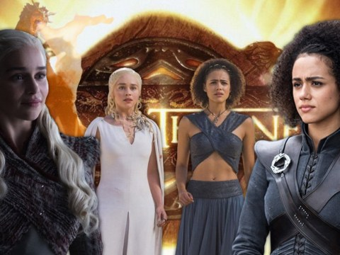 The girl power of Game of Thrones: How Nathalie Emmanuel and Emilia Clarke's friendship transcends Daenerys and Missandei