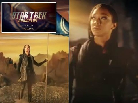 Star Trek: Discovery season 3 launch date confirmed as Burnham and crew head to the future