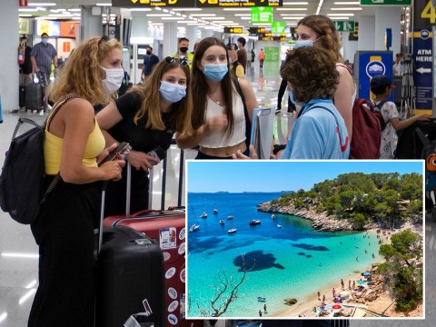 UK advises against all but essential travel to Spain, including Balearic Islands