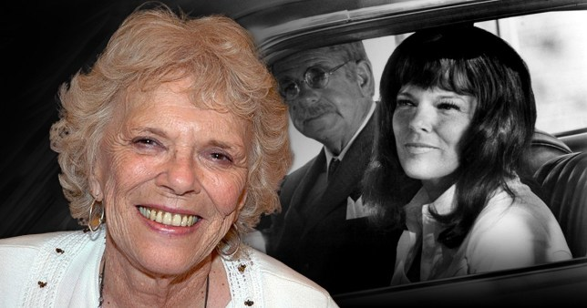 Jacqueline Scott has died aged 89 (Picture: Getty)