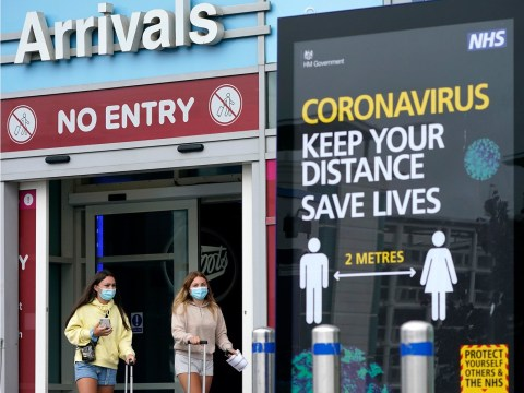 UK has 'no other option' but to reintroduce 14-day quarantine for unsafe countries