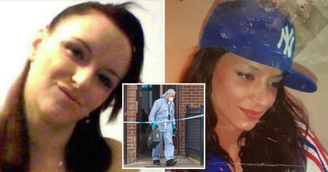 Henriett Szucs and mother-of-three Mihrican Mustafa were found dead in a freezer