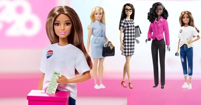 Campaign Team Barbies