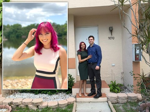 Woman completes bachelor's and masters degree, becomes a homeowner and starts a PhD aged 21