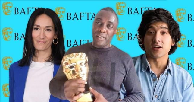 Idris Elba, Sian Clifford, Will Sharpe
