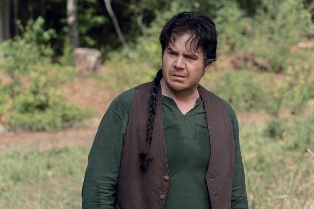 Eugene The Walking Dead