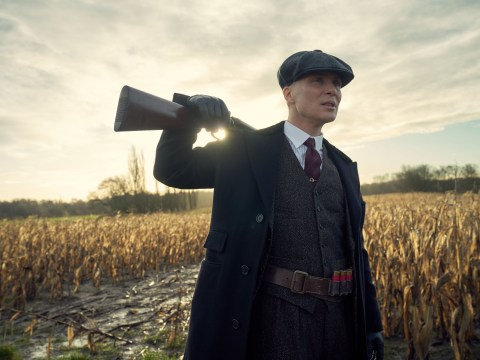 Cillian Murphy thought modern music on Peaky Blinders 'was a terrible idea'