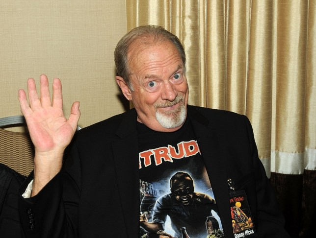 PARSIPPANY, NJ - APRIL 22: Danny Hicks attends the 2016 Chiller Theater Expo at Parsippany Hilton on April 22, 2016 in Parsippany, New Jersey. (Photo by Bobby Bank/WireImage)