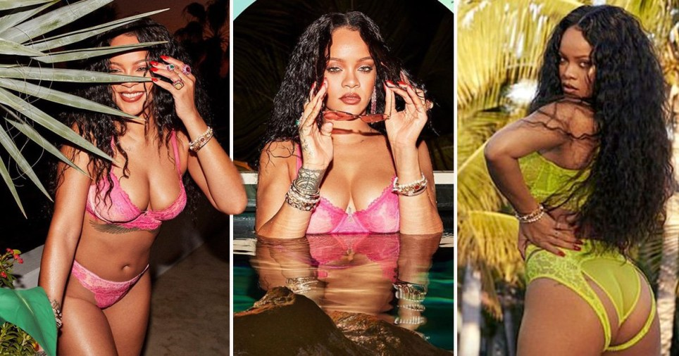 Rihanna is trying to kill us