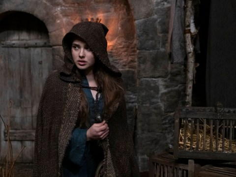Katherine Langford says Cursed will 'create its own genre' despite Game of Thrones comparisons