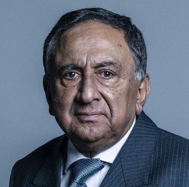 Picture of Lord Sheikh