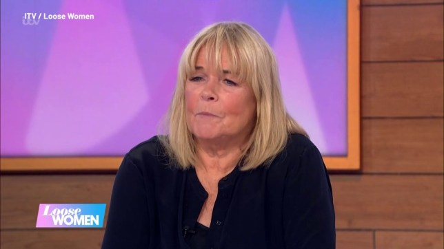 Loose Women: Linda Robson cries as she shares news of her dog's death