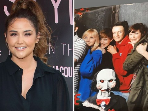Jacqueline Jossa treats fans to funny throwback from her pre-EastEnders days as young teen