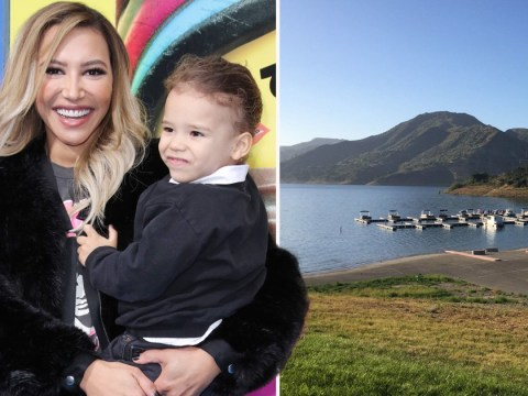 Naya Rivera sent photo of her son to family shortly before disappearing in lake, police official confirms