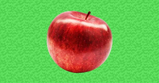 Red apple comp