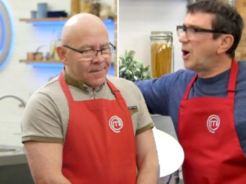 Celebrity MasterChef fans call for 'TV gold' Phil Daniels and Dom Littlewood to land their own show