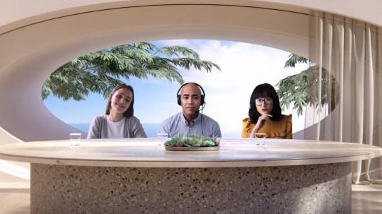 Microsoft teams turns meetings into virtual auditoriums