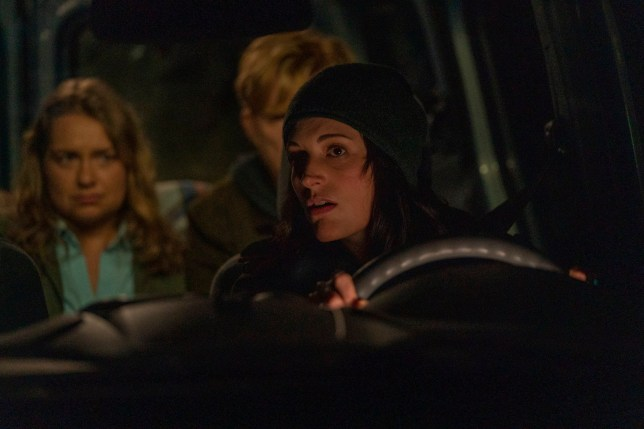 Ruby and Billy argue about their next steps; sparks fly between Laurel and a police detective.