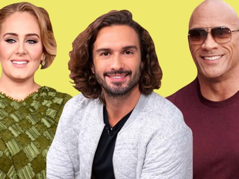 Joe Wicks reveals dream collabs from workouts with Dwayne 'The Rock' Johnson to chats with Adele