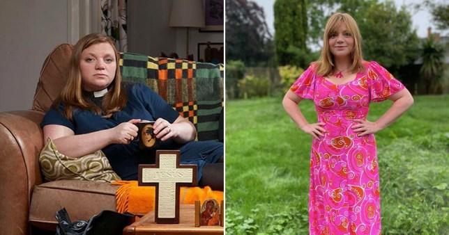Googlebox vicar stuns fans with transformation