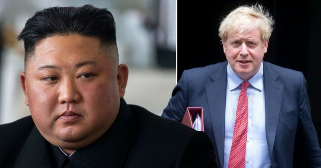 North Korea warns UK will pay the price for imposing sanctions on two organisations linked to human rights concerns.