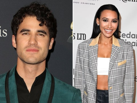 'You wild, hilarious, beautiful angel': Darren Criss remembers Glee co-star Naya Rivera in heartbreaking tribute