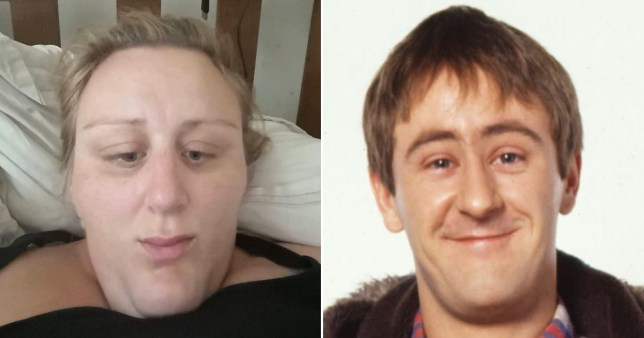 Daisy May Cooper compares herself to 'Rodney Trotter' as picture to husband goes wrong Pics: Daisy May Cooper/Instagram/BBC