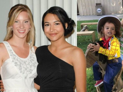Glee's Heather Morris missed last chance to see Naya Rivera as she shares beautiful tribute