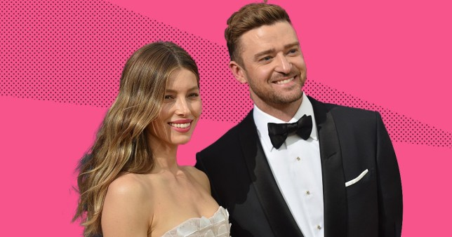 Mandatory Credit: Photo by AFF-USA/REX (9885657q) Jessica Biel and Justin Timberlake 70th Primetime Emmy Awards, Arrivals, Los Angeles, USA - 17 Sep 2018