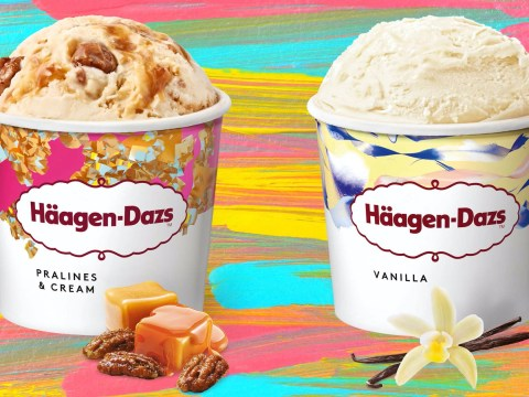Deliveroo is giving away free Häagen-Dazs for World Ice Cream Day today
