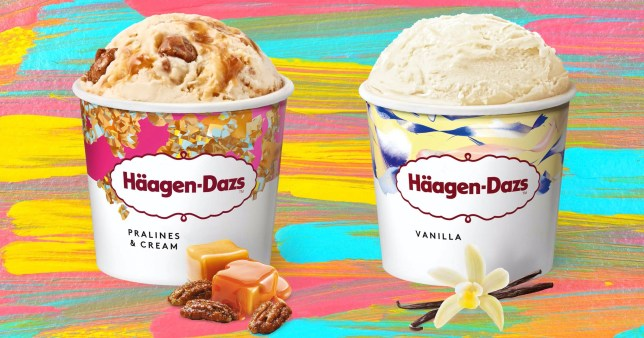 Deliveroo giving away free ice cream