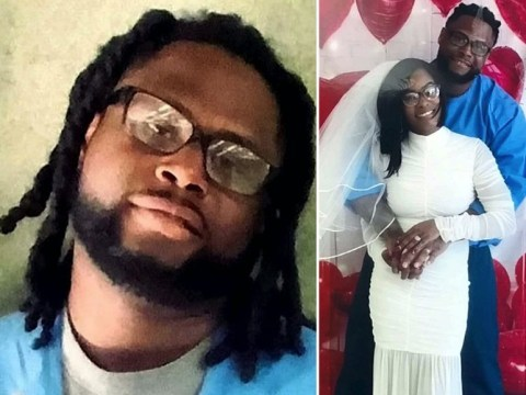 Mum marries man convicted of murder after 'meeting' through prison phone
