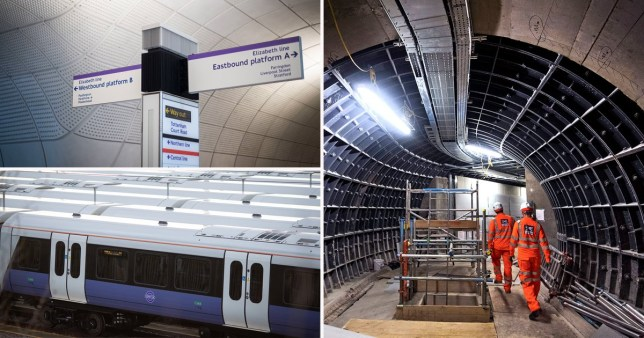 Crossrail was meant to open in 2018