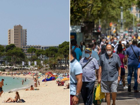 'Second wave may have already hit Spain' as France threatens border closure