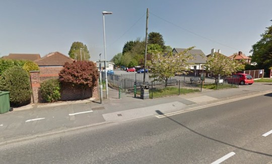 Dog owners warned over 'puppy snatchers' trying to steal dogs on walks Cycle path by New Waltham Academy Picture: Google Maps