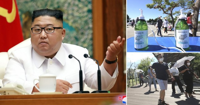 State of emergency declared as North Korea acknowledges first coronavirus case AP/AFP