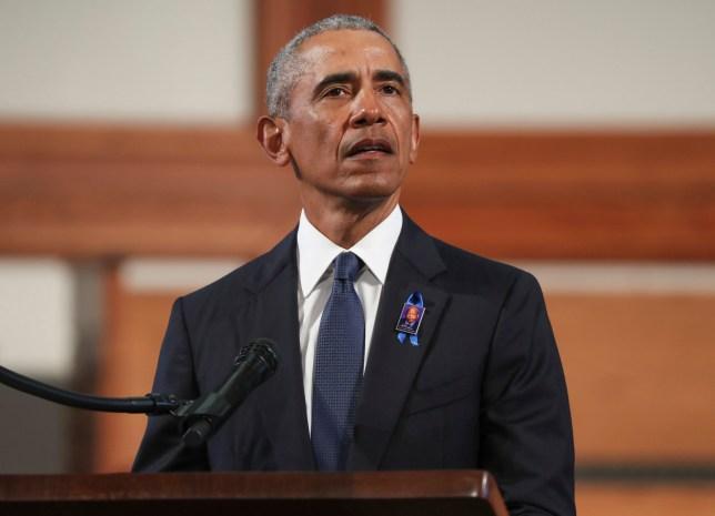Barack Obaama