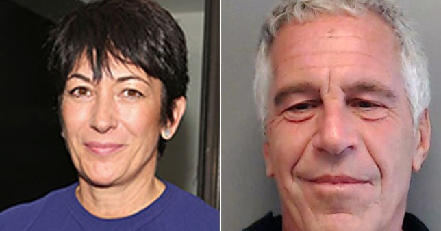 Jeffrey Epstein told Ghislaine Maxwell she had 'done nothing wrong' in a secret email exchange