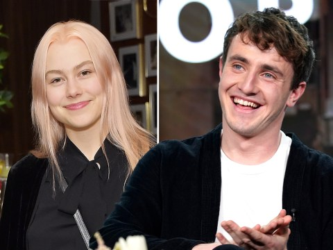 Paul Mescal spotted with US singer Phoebe Bridgers at Irish cafe – and of course fans think they're dating