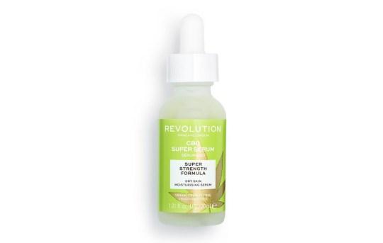 i migliori prodotti per la cura della pelle all'olio di CBD: la formula super-siero Revolution CBD super siero