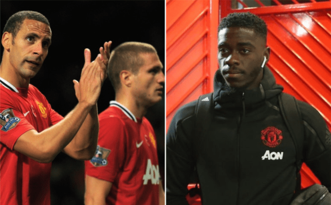 Manchester United still think Axel Tuanzebe can 'reach same level as Rio Ferdinand and Nemanja Vidic'