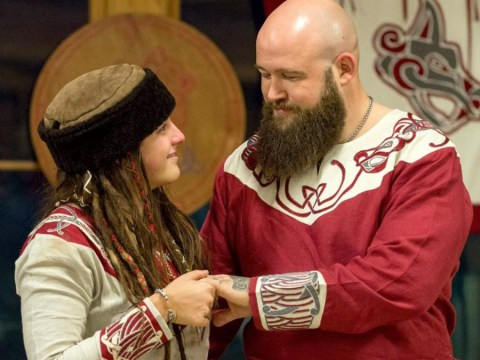 Sarah Logan is pregnant: Ex-WWE star is expecting first baby with Viking Raiders wrestler Erik