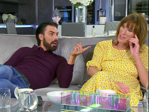 Rylan Clark Neal reveals bizarre alien encounter on Celebrity Gogglebox