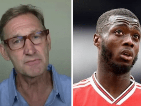 Tony Adams explains why he was 'very against' Arsenal signing Nicolas Pepe