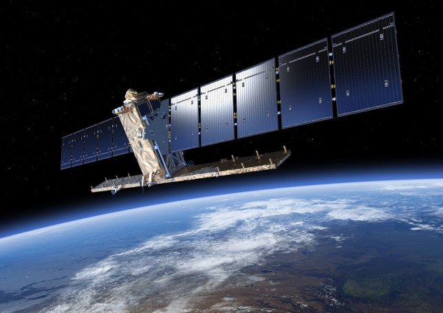 Sentinel-1, the first in the family of Copernicus satellites, is used to monitor many aspects of our environment (ESA)