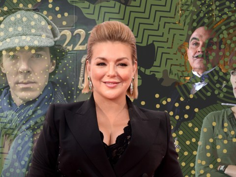 Sheridan Smith is on the hunt for Britain's Favourite Detective in first TV role since birth of child