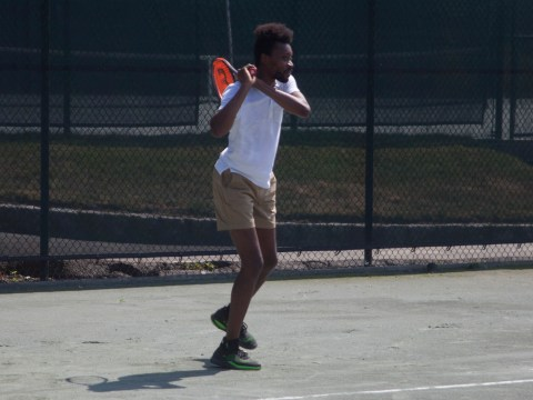 As a black gay man, I couldn't see myself reflected in professional tennis – so I forged my own path