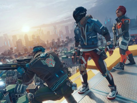 Ubisoft's Hyper Scape battle royale is already Twitch hit